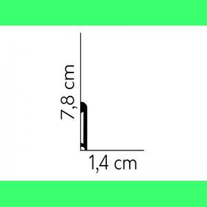 Aluminium Fußleiste MD234A Mardom Decor