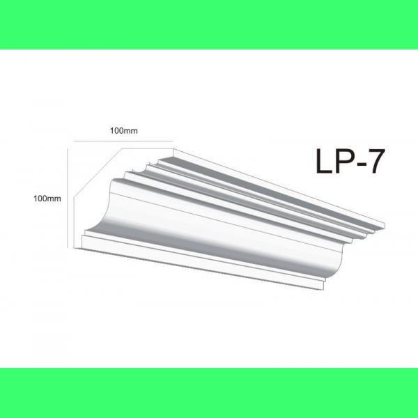 Deckenabschlussleiste Styropor LP7