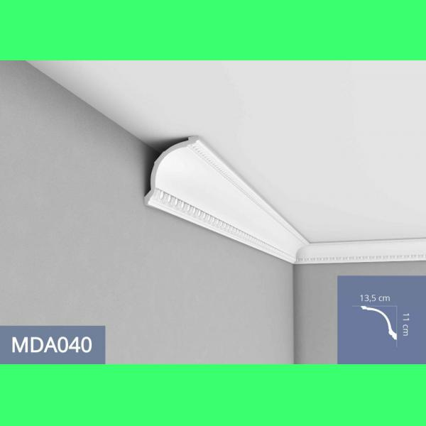 Deckenleiste - MDA040F (Flex) Mardom Decor