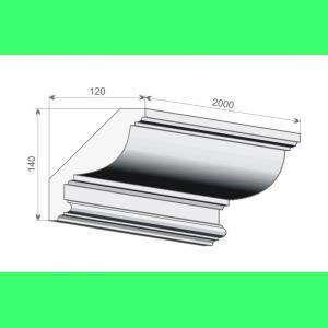Deckenprofil FE11 - 14 cm