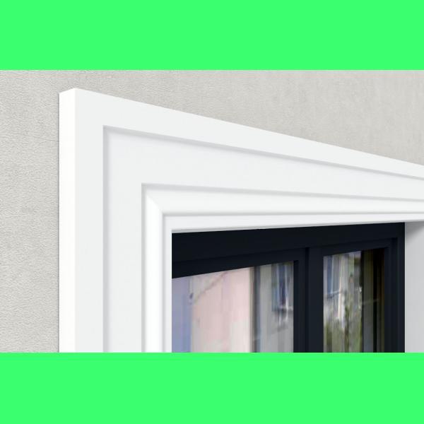 Fassadenstuck Fenster LE3