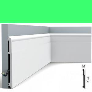Fussleiste 20,2 x 1,6 cm SX156 Orac Decor