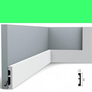 Fussleiste 6,6 x 1,3 cm SX157 Orac Decor