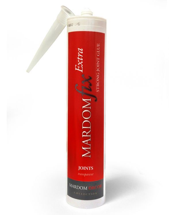 Klebstoff für Stoßstellen/Polyurethan/Mardom Decor fix Extra