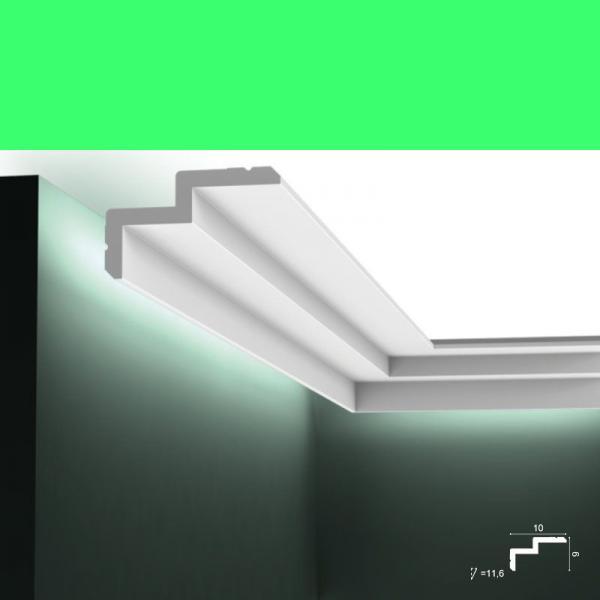 LED Deckenleiste C390 Orac Decor