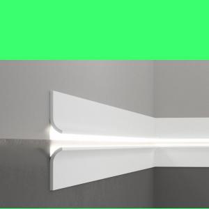 LED Sockelleiste aus Duropolymer QS011