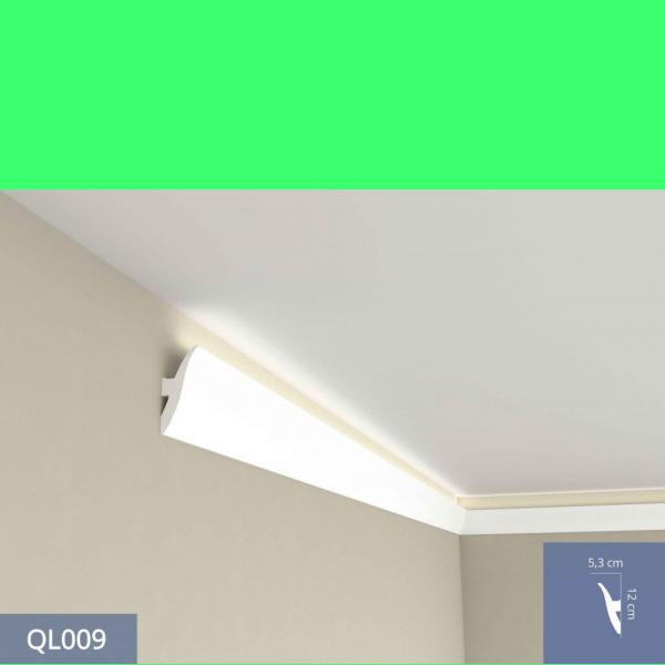 Lichtleiste für LED QL009 Mardom Decor