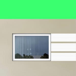 Moderne Fassadenplatte PLE2
