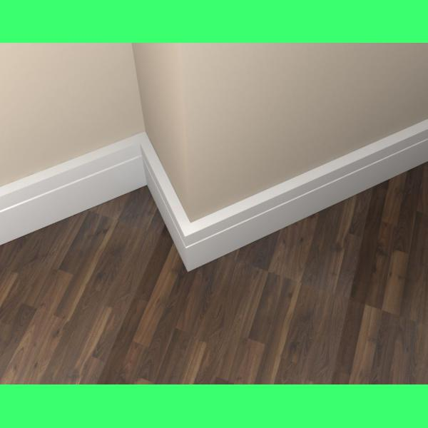Polyurethan Fußbodenleiste MD356 Mardom Decor