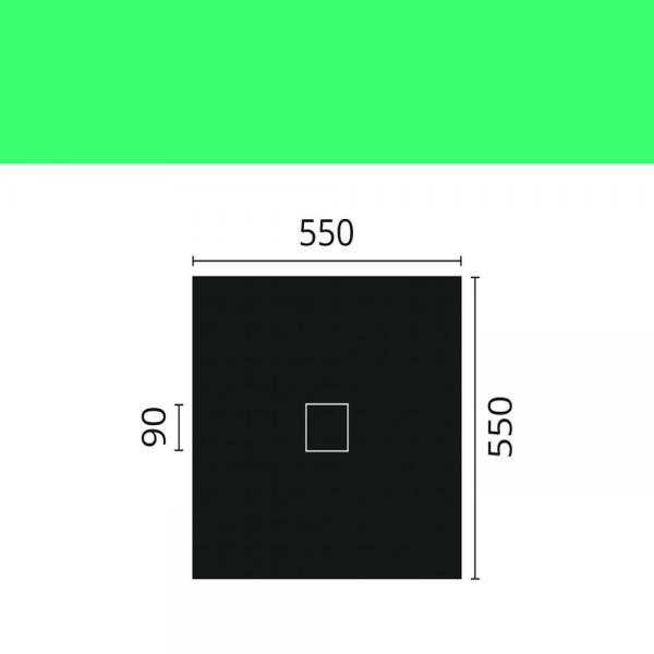 Rosette CS5 55x55 cm
