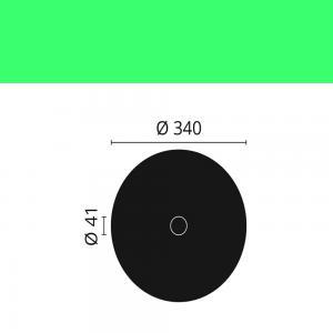 Rosette R14 ø 34 cm