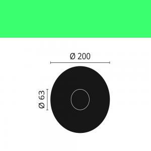 Rosette R1516 ø 20 cm