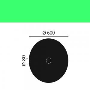 Rosette R18 ø 60 cm