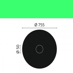 Rosette R20 ø 75,5 cm