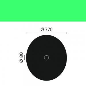 Rosette R24 ø 77 cm