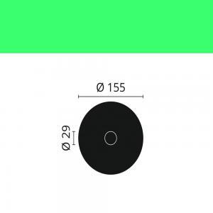 Rosette R3 NMC ø 15,5 cm