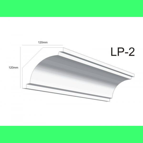 Stuck Styropor LP2
