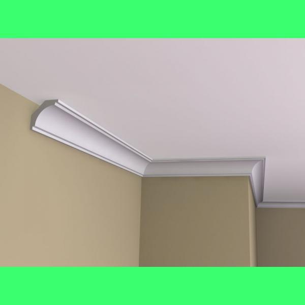 Stuckleiste für Decke LP2A - 8 cm