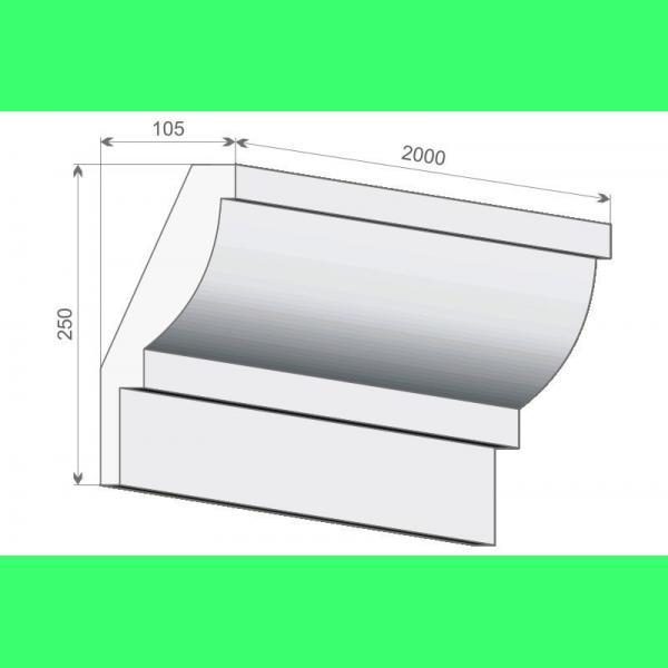 Traufgesims Fassaden FE-5