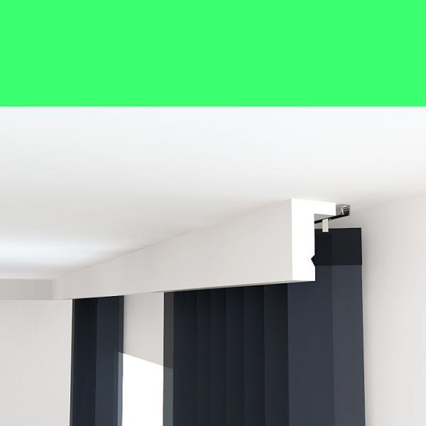 Vorhangprofil LKO4A