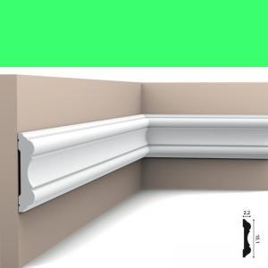 Wandleiste 10,1 x 2,2 cm P8040 Flexible Orac Decor