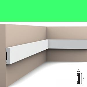 Wandleiste 4 x 1 cm SX162 Orac Decor