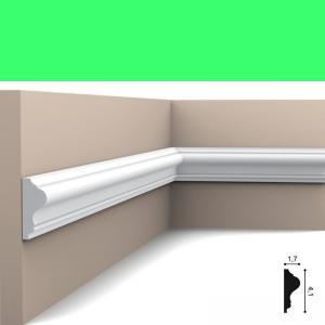 Wandleiste 4,1 x 1,7 cm P8030 Flexible Orac Decor