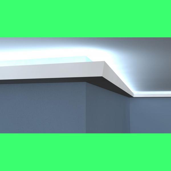 Wandstuckleiste LED LO-4