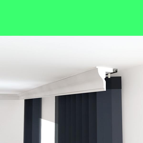 Zierleiste zur Vorhang Verkleidung LKO5